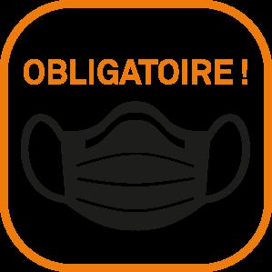 masque obligatoire - Les Automnales - Palexpo - Genève