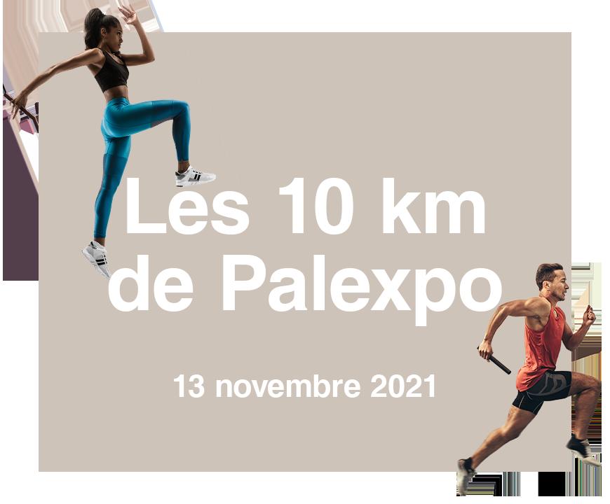 Vignette Les 10 km de Palexpo 2021