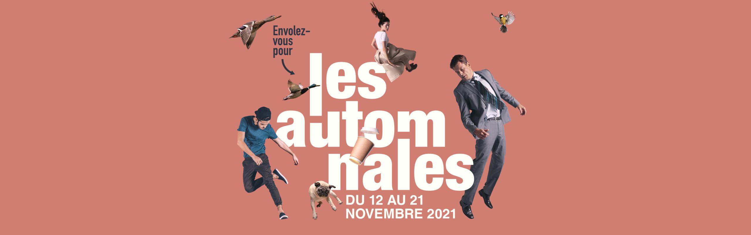 Bannière Automnales 2021