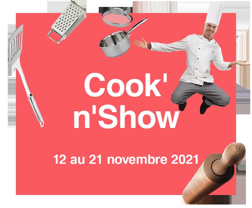 Vignette Cook'n'Show 2021