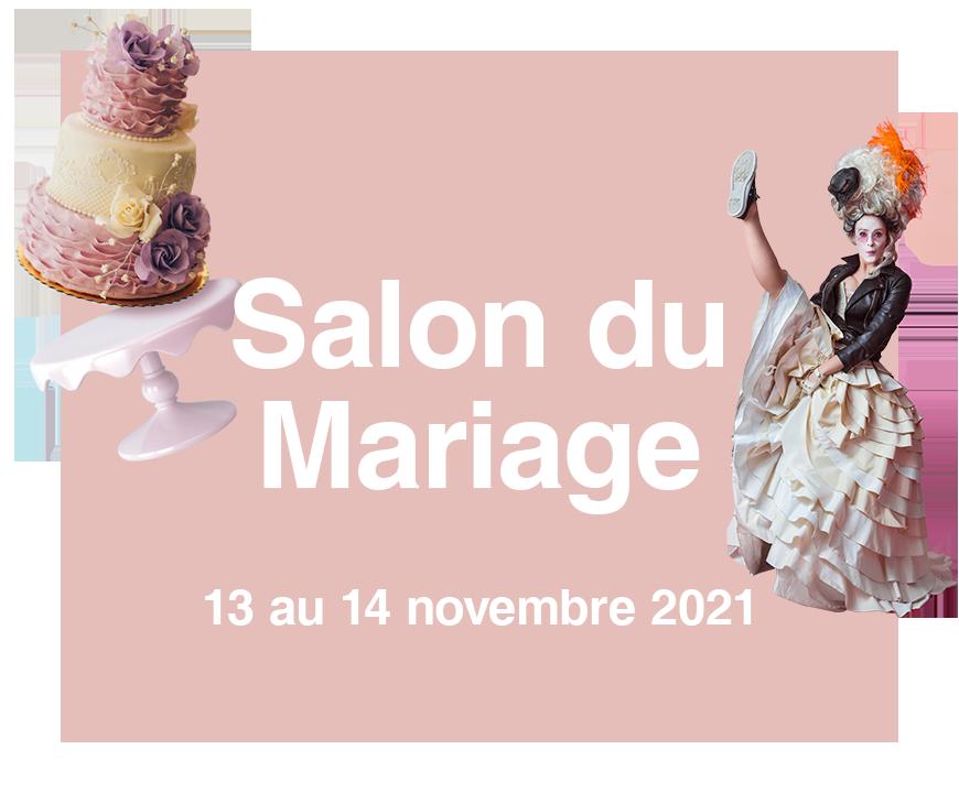 Vignette Salon du Mariage 2021