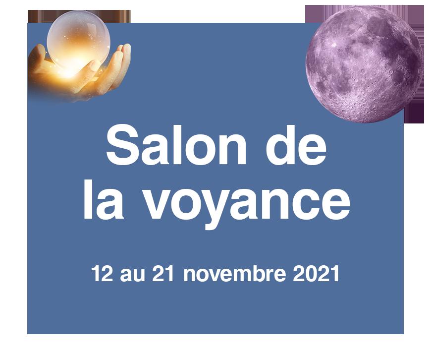 Vignette du Salon de la voyance 2021