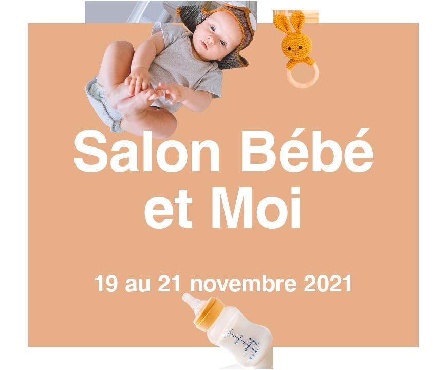 Vignette du Salon Bébé et Moi 2021