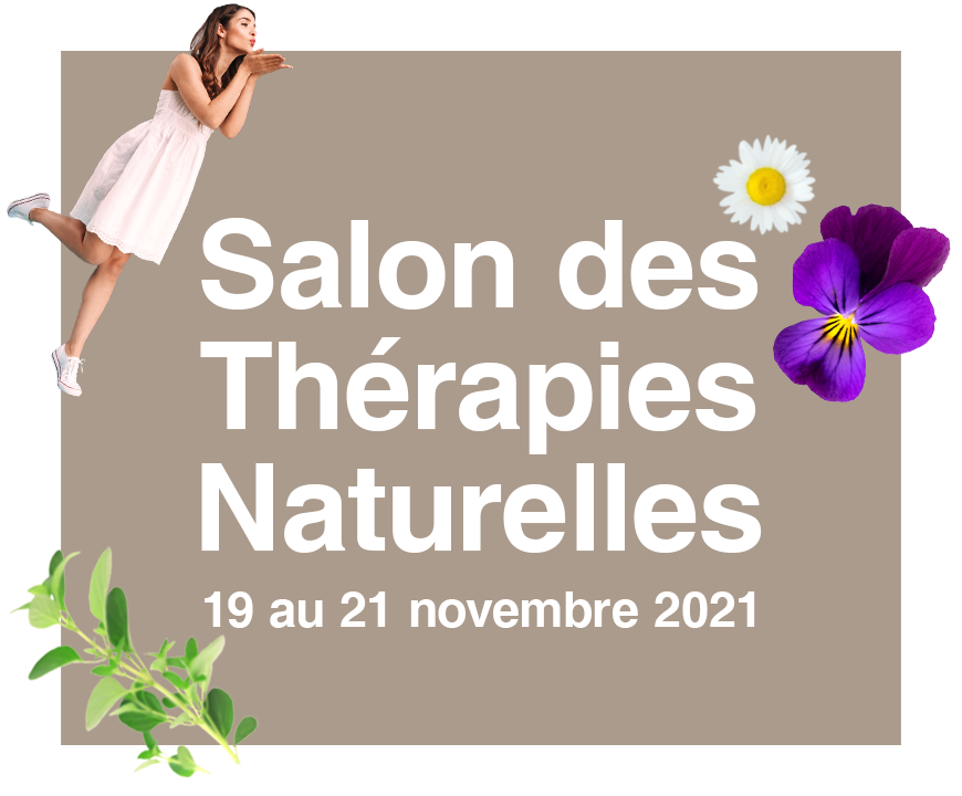 Vignette du Salon des Thérapies Naturelles 2021
