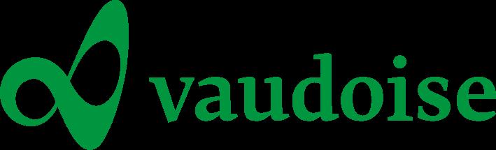 Logo vaudoise vert